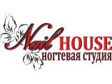 "Логотип ""Nail HOUSE"" Ногтевая студия"