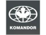 Логотип Komandor Югра, сеть мебельных салонов