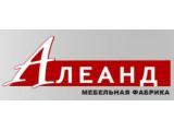 Логотип Алеанд, салон мебели