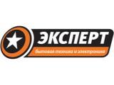 Логотип Эксперт, магазин бытовой техники