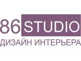 Логотип 86studio