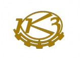 Логотип Камышинский Крановый Завод